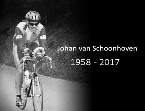 In memoriam – Johan van Schoonhoven